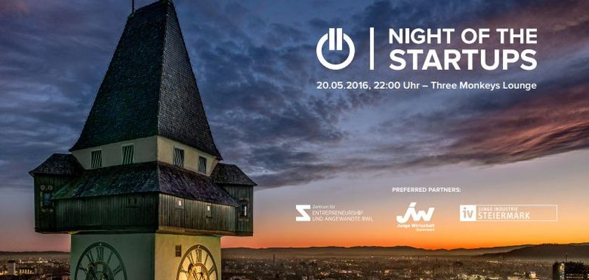 Night of the start ups